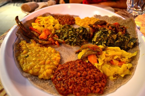 Eating dc das ethiopian cuisine for Authentic ethiopian cuisine