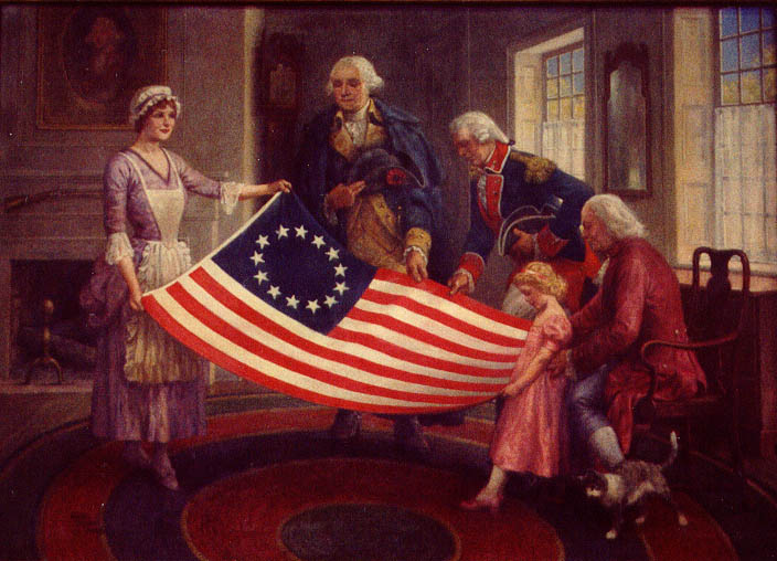 Five Myths about the American Flag