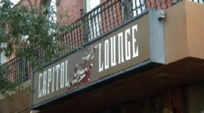 best bar in DC: Capitol Lounge