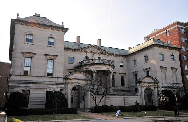 Hidden Gems of Washington DC - Society of the Cincinnati