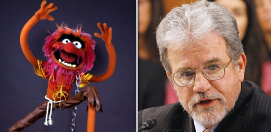 Muppets in Congress