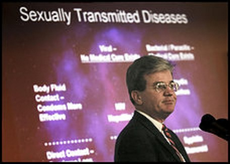 Tom Coburn STD Speech