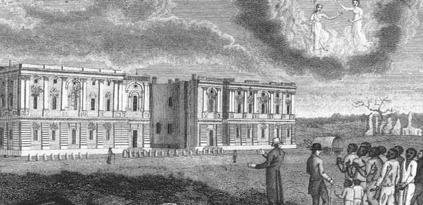 10 Ghost Stories of the US Capitol