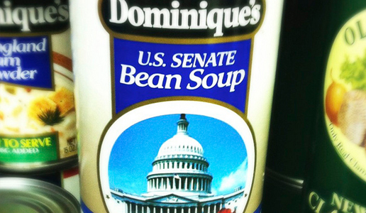 Senate bean soup.