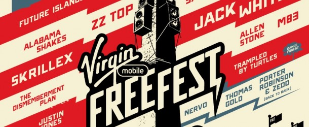 Virgin Mobile FreeFest Review