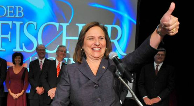 Deb Fisher - Newley Elected US Senator of the 113 Congress