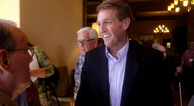 Jeff Flake - Newley Elected US Senator of the 113 Congress