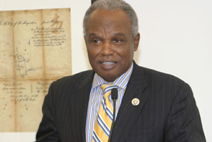 Rep.  David Scott (D) – Florida