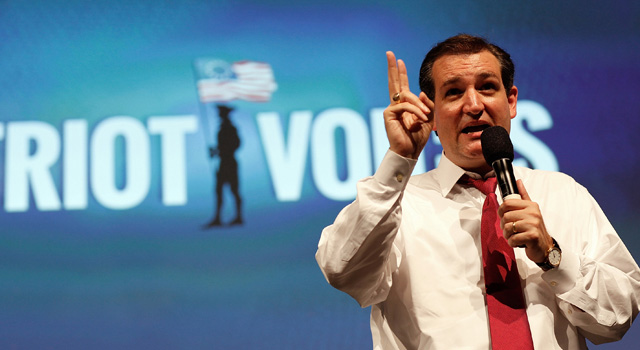 Ted Cruz - Newley Elected US Senator of the 113 Congress