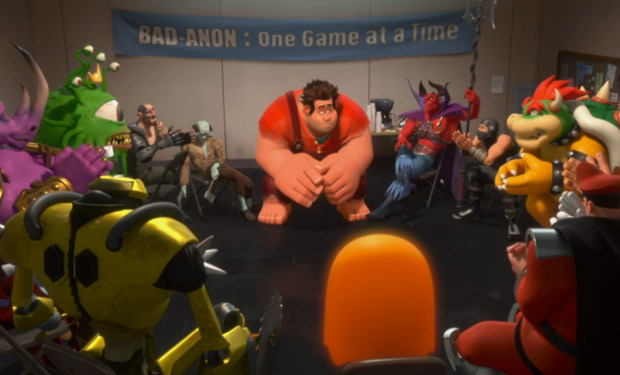 Wreck It Ralph Review - Bad Guys