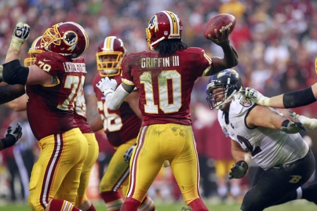 NFL: Baltimore Ravens at Washington Redskins