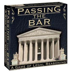 Passing the Bar Boardgame