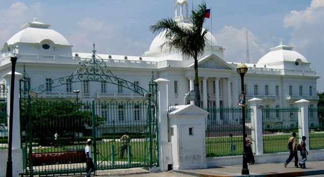 Presidential Homes of the World