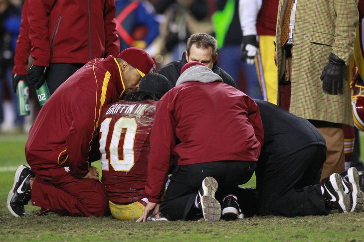 A sad day for Redskins, Fans and RG3