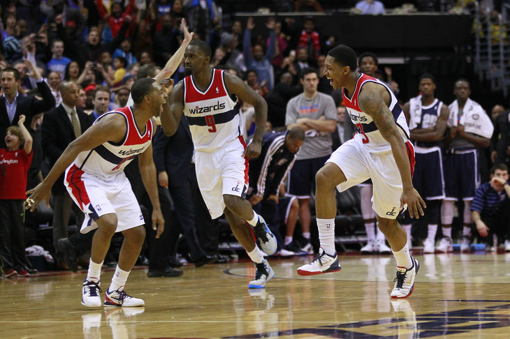 Washington Wizards – A Sign of Life