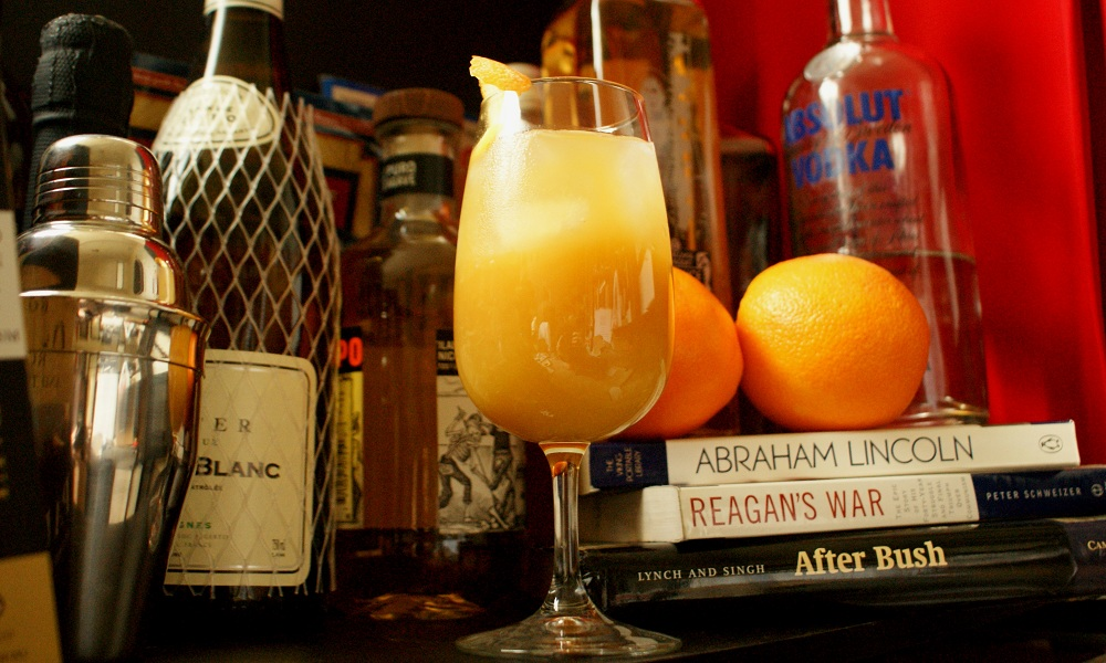 Inaugural Drinking, Part I: Republicans