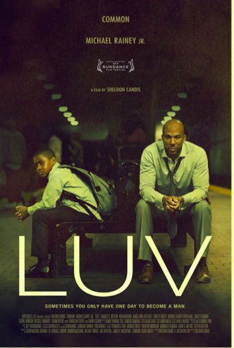 "Common, Michael Rainey Jr. excel in ""Luv"" movie"