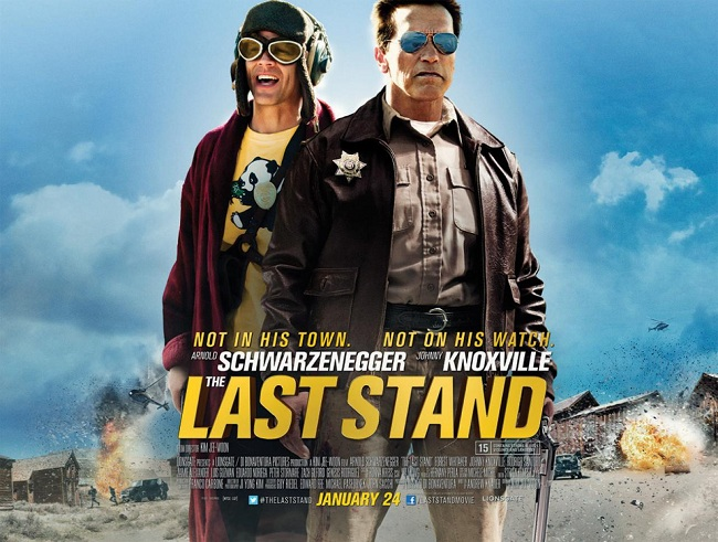 Arnold's The Last Stand Movie Review