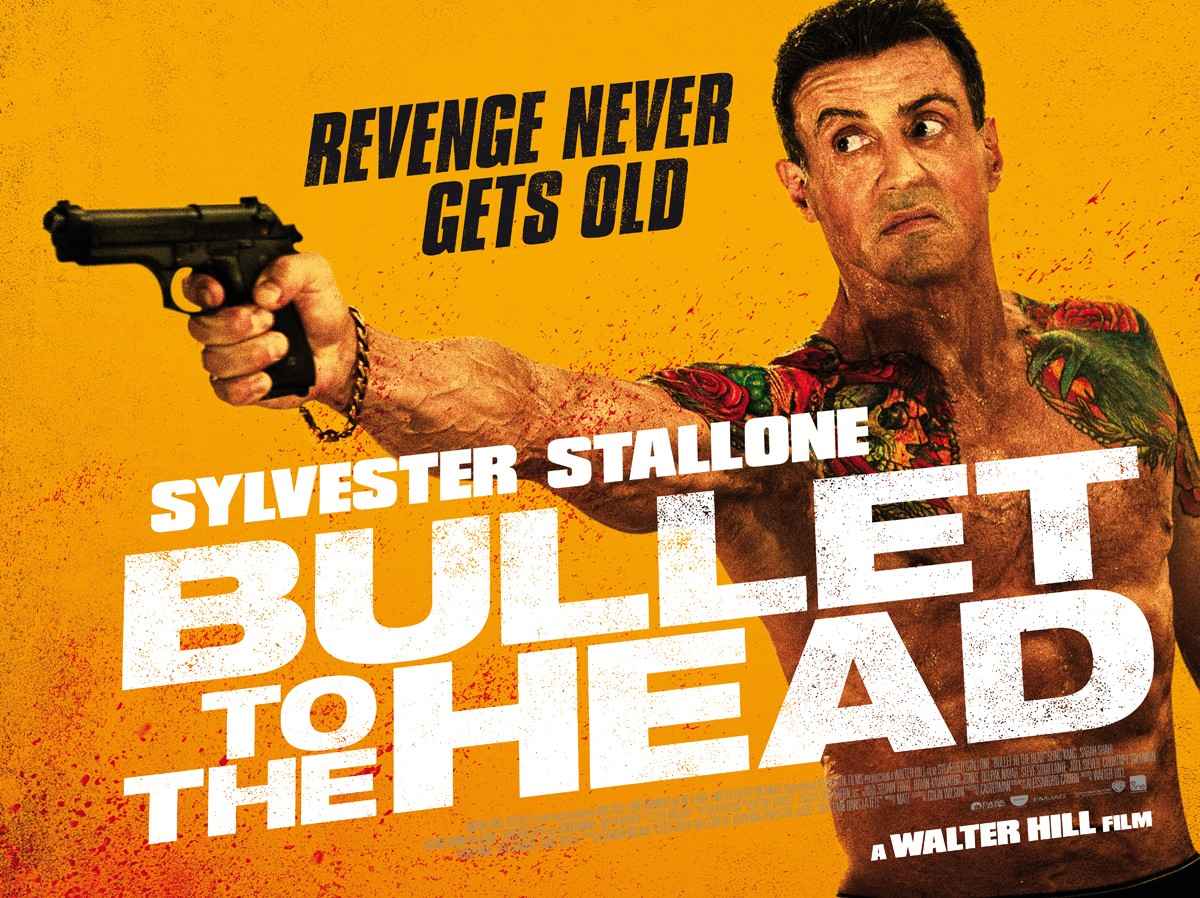 "Stallone's returns in ""Bullet to the Head"""