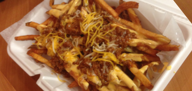 Haute Dog and Fries - Fries