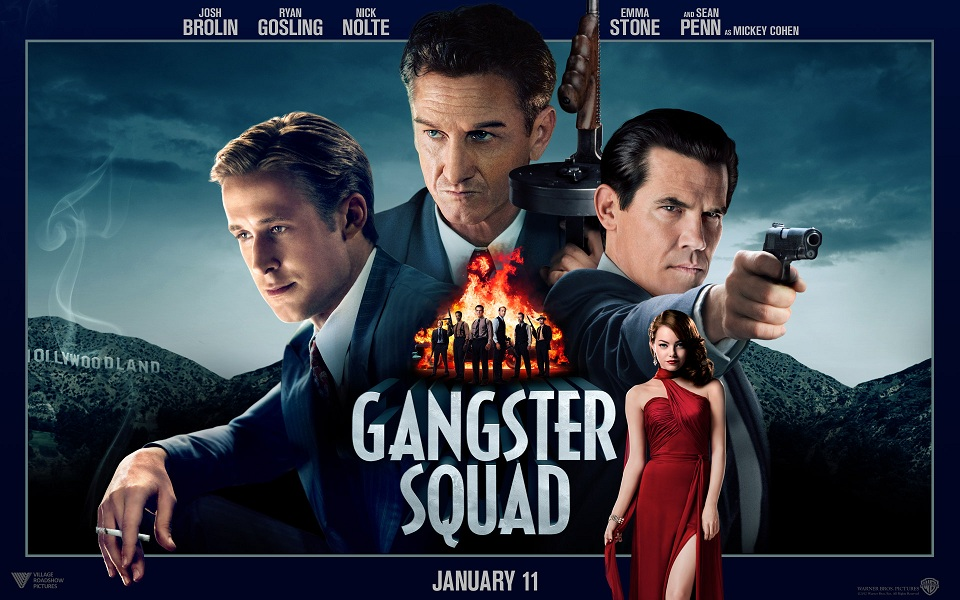 Our Review of Gangster Squad