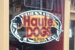 Haute Dog and Fries Logo