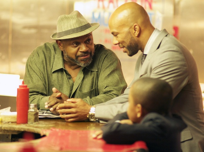 Common in Luv Movie