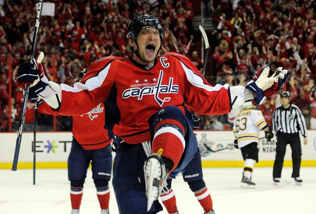 Washington Capitals - Ovechkin