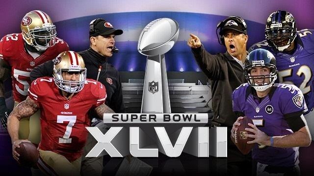 Super Bowl 2013 – Ravens vs 49ers
