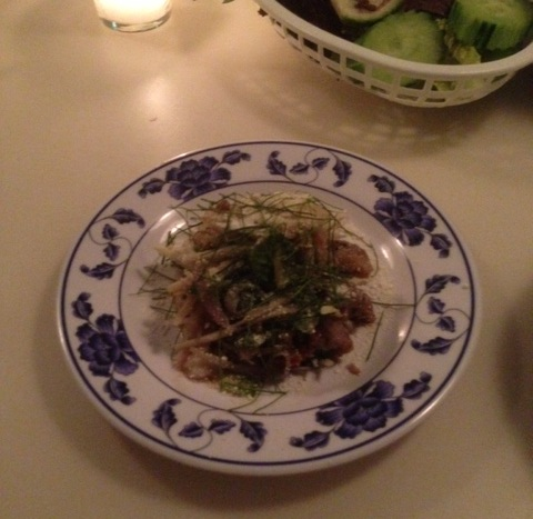 Bla Chorn Lom Kwan at Little Serow