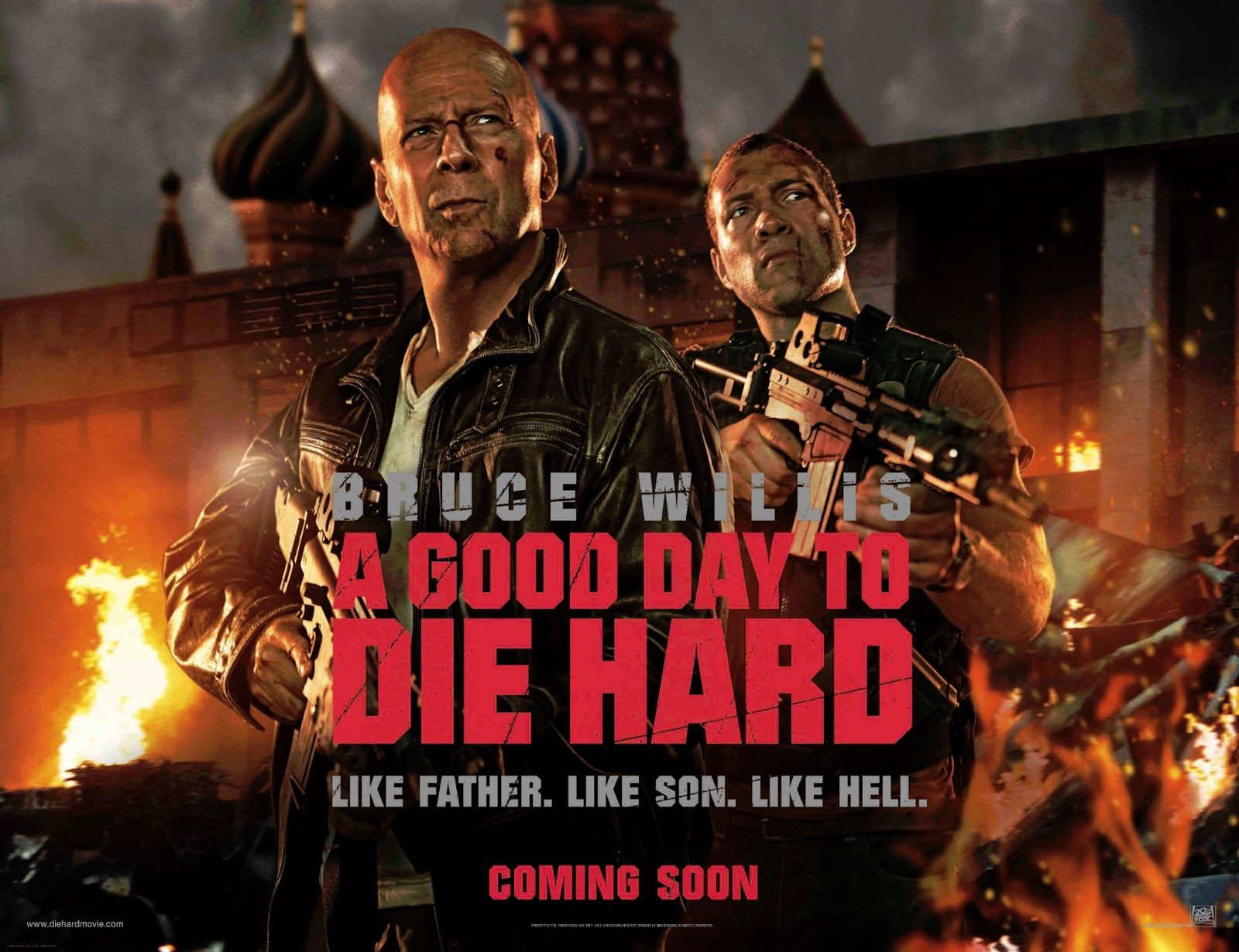 A Good Day To Skip A Movie, Our review of A Good Day to Die Hard