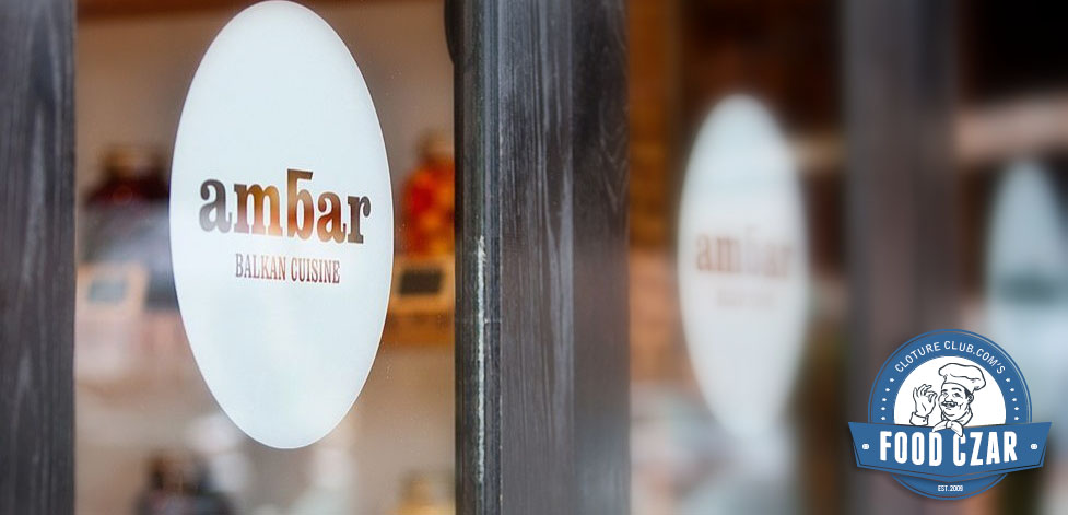 First look at Ambar – The new restaurant on Barracks Row