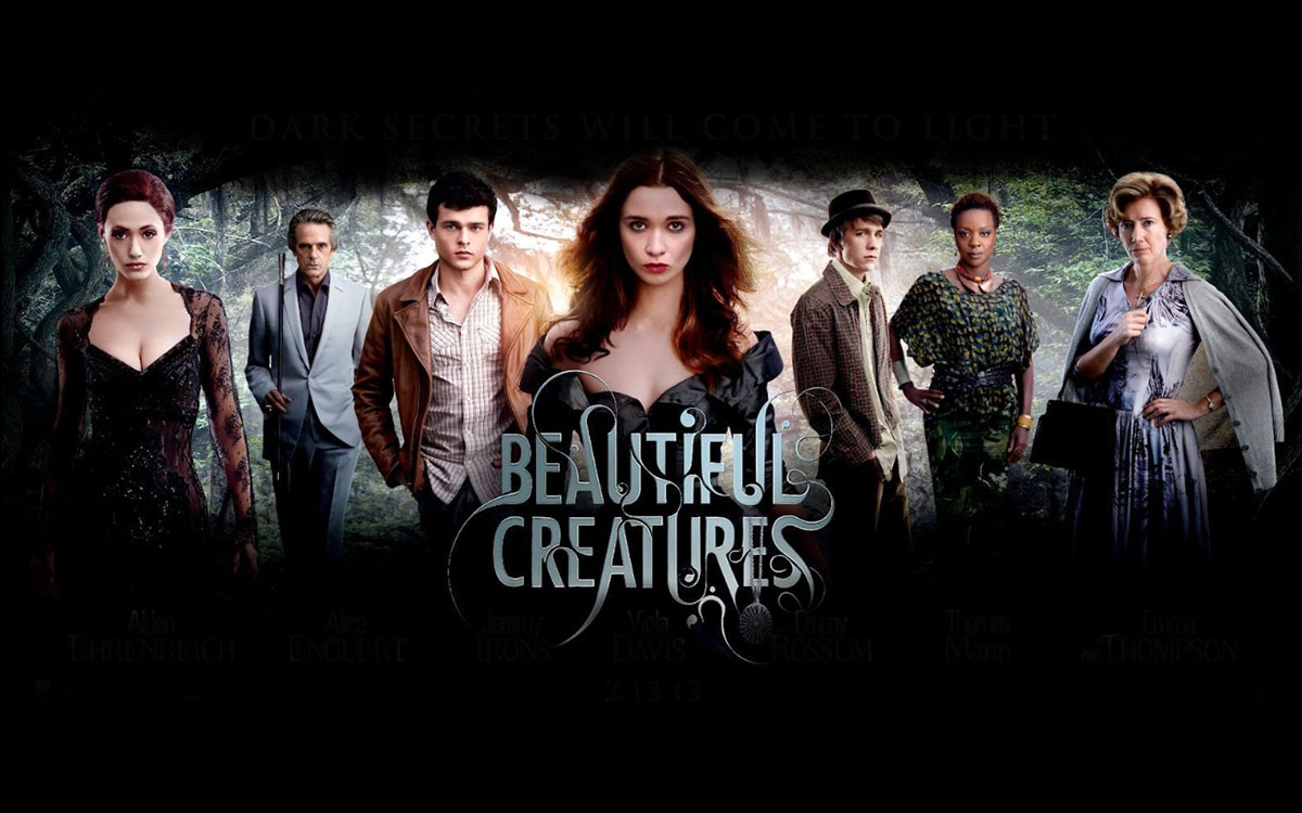 Are You A Good Witch Or Bad Witch? Our Beautiful Creatures Review