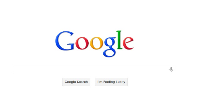 google search index