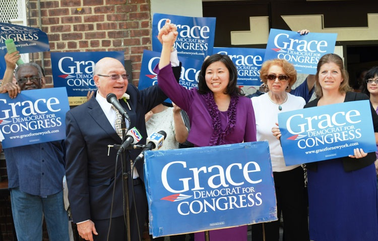 Our Member of the Week: Grace Meng