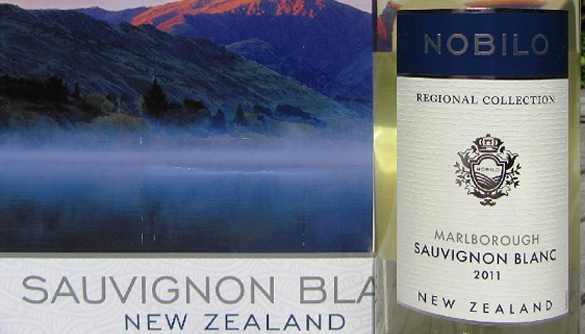 2011 Nobilo Marlborough Sav Blanc