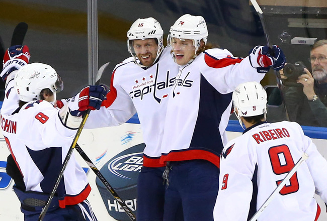 Capitals Look To Get Another Win