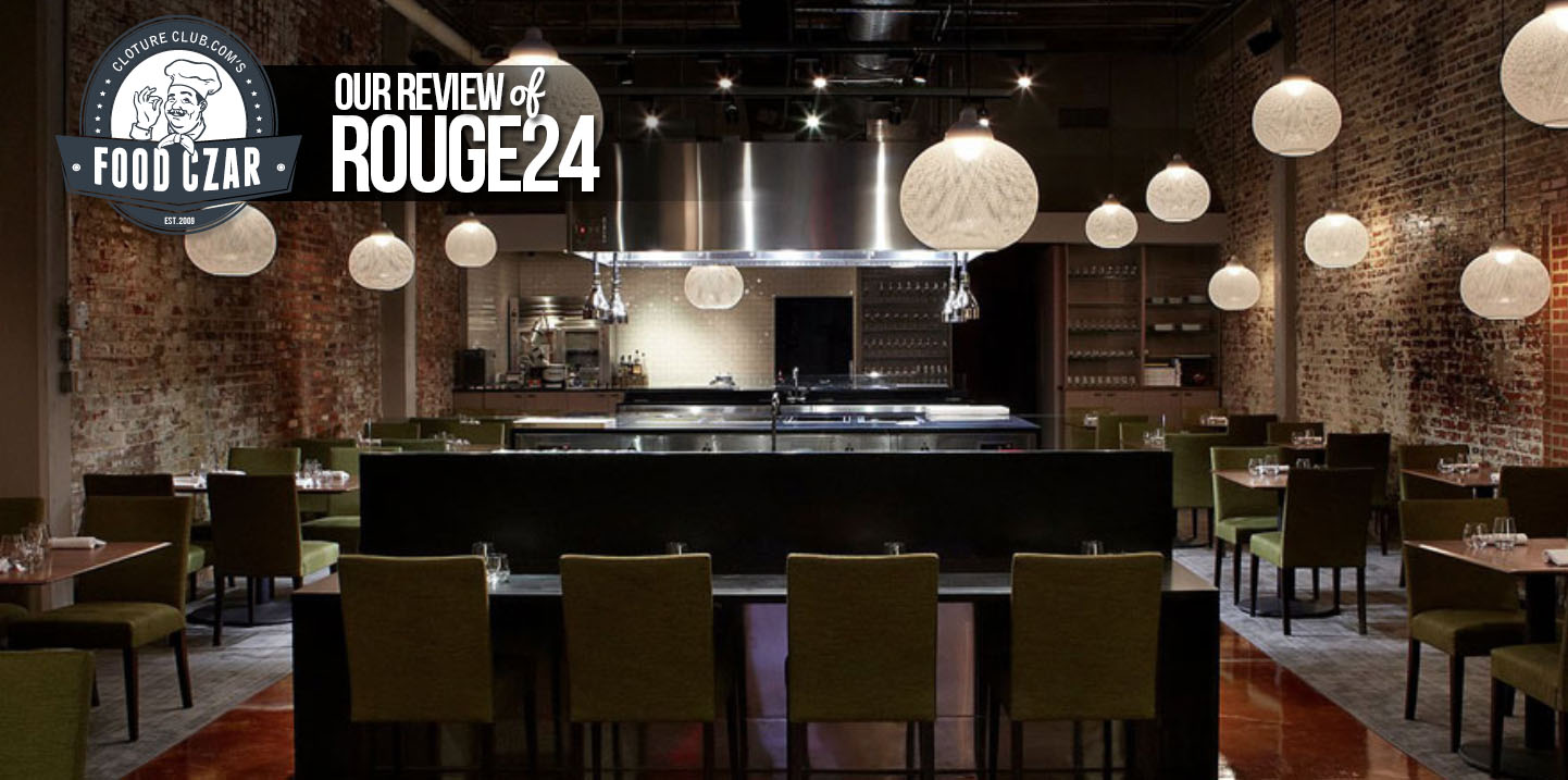 Our Review of DC's Rogue 24