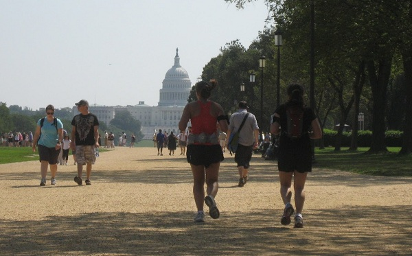 Best Running Paths in DC ClotureClubcom