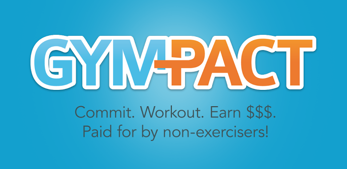 Make (or Lose) Money with GymPact!