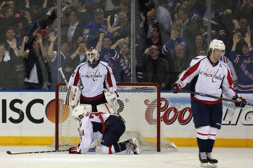 Washington Capitals Look To Get Back On Top