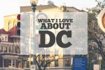 what i love about dc