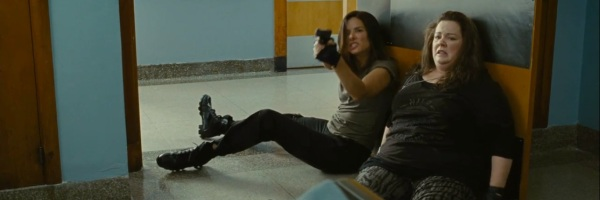 Sandra Bullock & Melissa McCarthy Bring The Heat To The ...