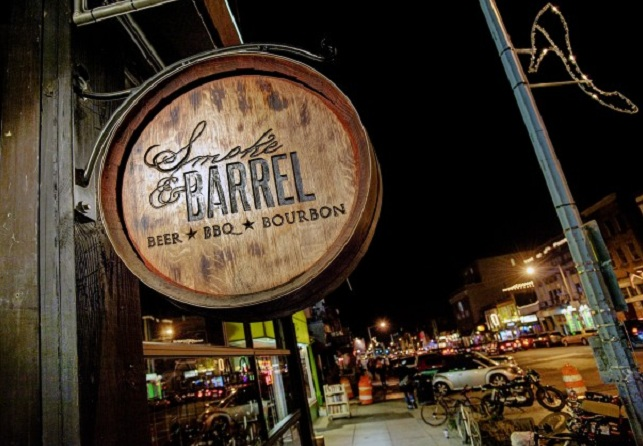 Beer, Bourbon and Barbeque: A review of DC's Smoke and Barrel