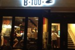 The B Too Exterior at Night