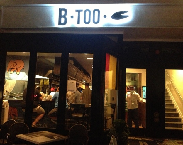Belgium in DC: A Review of B Too