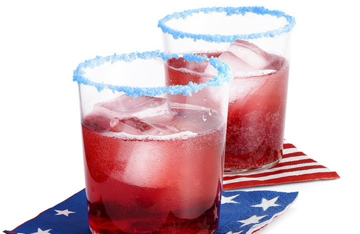 You are here home food recipes 4th of july cocktails
