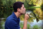 Paul Ryan Kissing a Fish