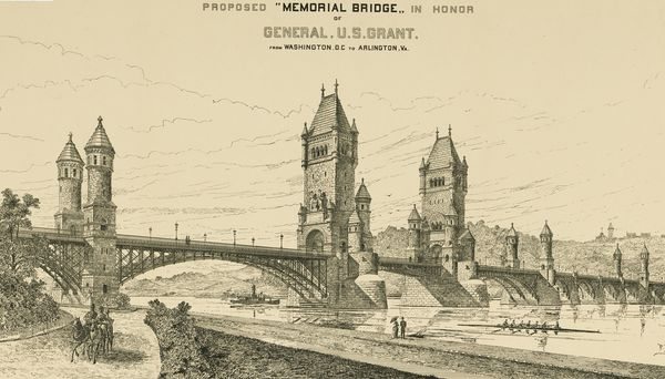 Photo of the Week – The Original Memorial Bridge
