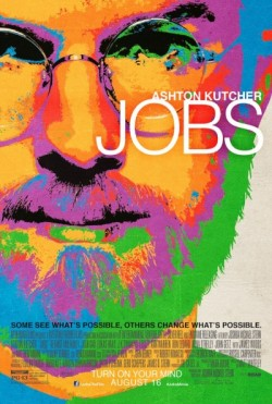 "Our Interview with Director Joshua Michael Stern and Actor Josh Gad about ""Jobs""!"